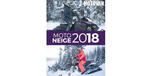 Catalogue motovan Motoneige 2018