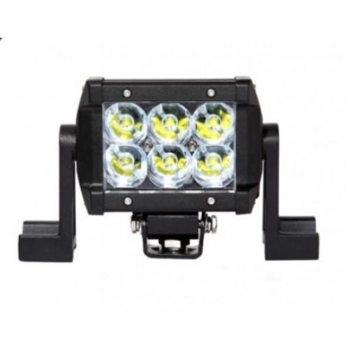 QUAKE LED Barre de lumière série Ultra II 18w