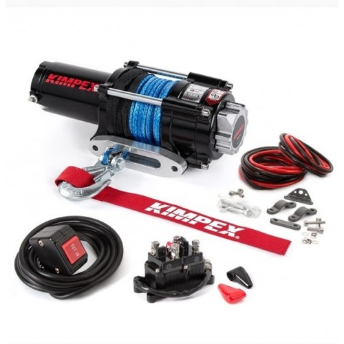 Winch Kimpex 2500lbs Synt 458243