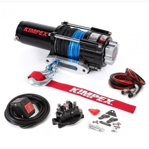 Winch Kimpex 3500lbs synt 458244